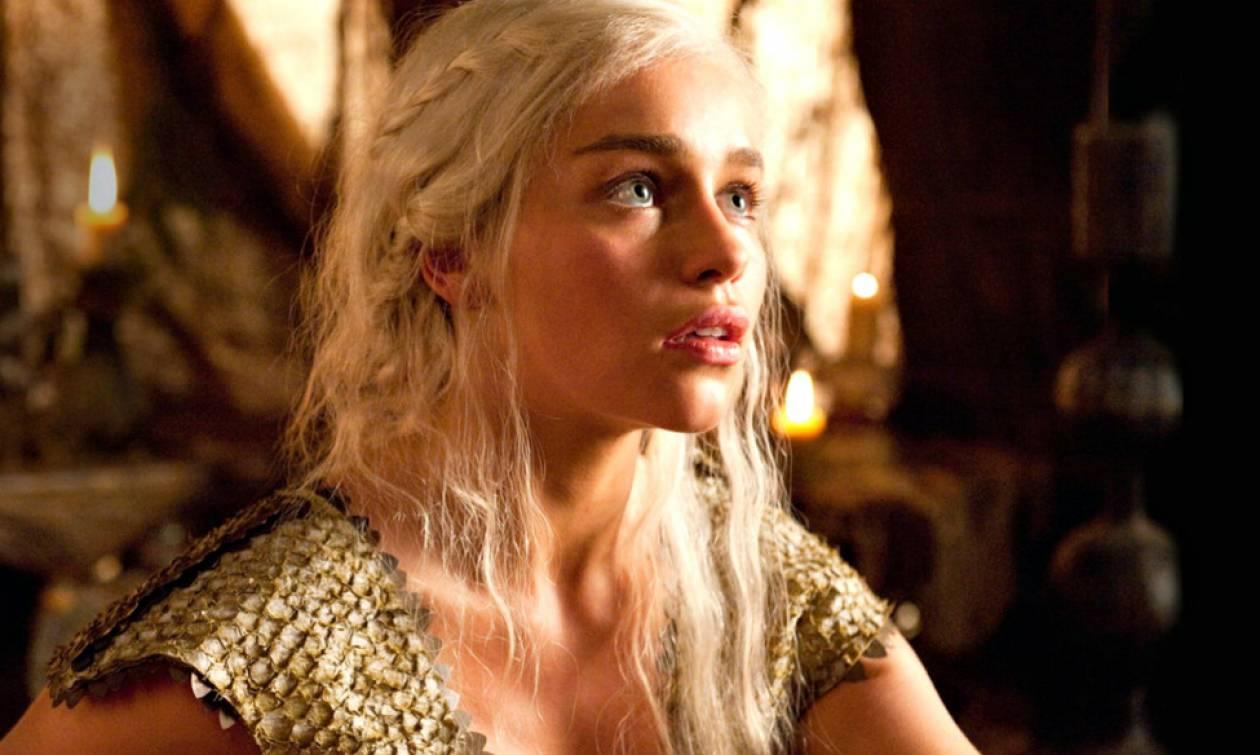 Οι ολόγυμνες φωτογραφίες της Καλίσι από το Game of Thrones!