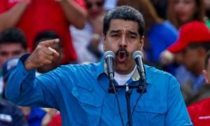 Βενεζουέλα: Οργή από τις δηλώσεις Μακρόν για περισσότερες κυρώσεις στη χώρα