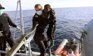 Νέες επιχειρήσεις διάσωσης μεταναστών στη Μεσόγειο: Δύο νεκρές, πολλοί αγνοούμενοι