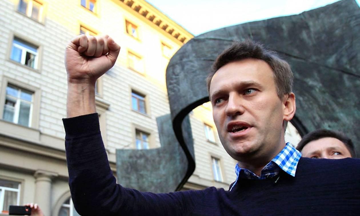 Ρωσία: Φυλακίστηκε ο πολιτικός αντίπαλος του Πούτιν, Αλεξέι Ναβάλνι