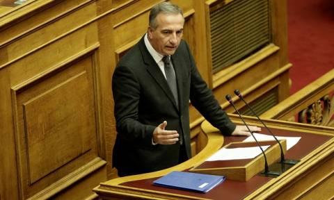 Καλαφάτης: Εμείς δεν έχουμε λόγο να βιαζόμαστε για το Σκοπιανό