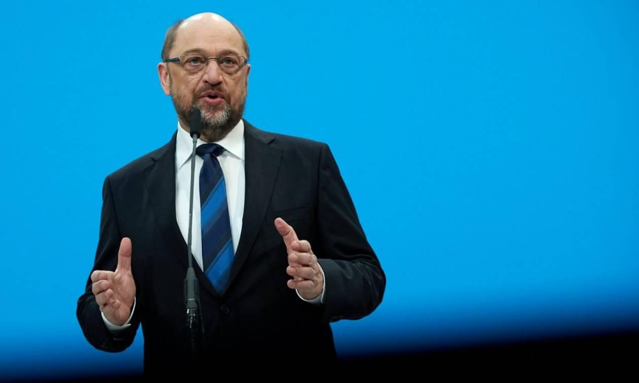 Γερμανία: Έκκληση του Σουλτς στο κόμμα του και τη Μέρκελ για συμβιβασμούς