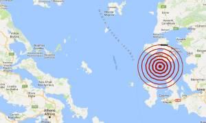 Σεισμός μεταξύ Χίου και Μυτιλήνης (pics)