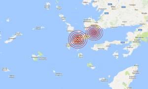 Σεισμός: Διπλή σεισμική δόνηση στην Κω (pics)