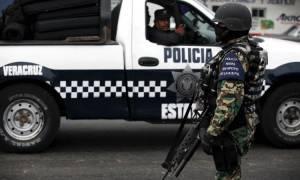 «Ματωμένο» Σαββατοκύριακο στο Μεξικό με 25 ανθρωποκτονίες