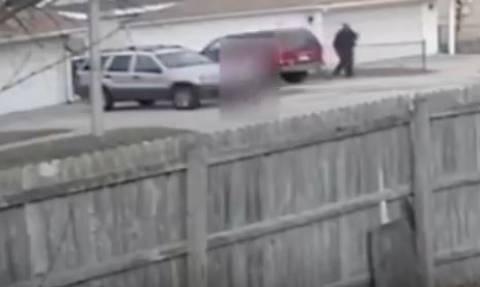 Βίντεο σοκ: Καρέ – καρέ η απαγωγή μικρού κοριτσιού