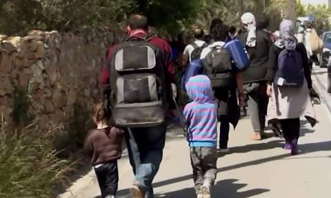 Γερμανία: Δεν δεχόμαστε πλέον άλλους πρόσφυγες από την Ελλάδα
