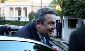 Καμμένος για Σκοπιανό: Δεν υπάρχει περίπτωση να ρίξω την κυβέρνηση (vid)