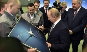 Η Ρωσία κατασκευάζει το πρώτο επιβατικό υπερηχητικό αεροσκάφος! (vid)