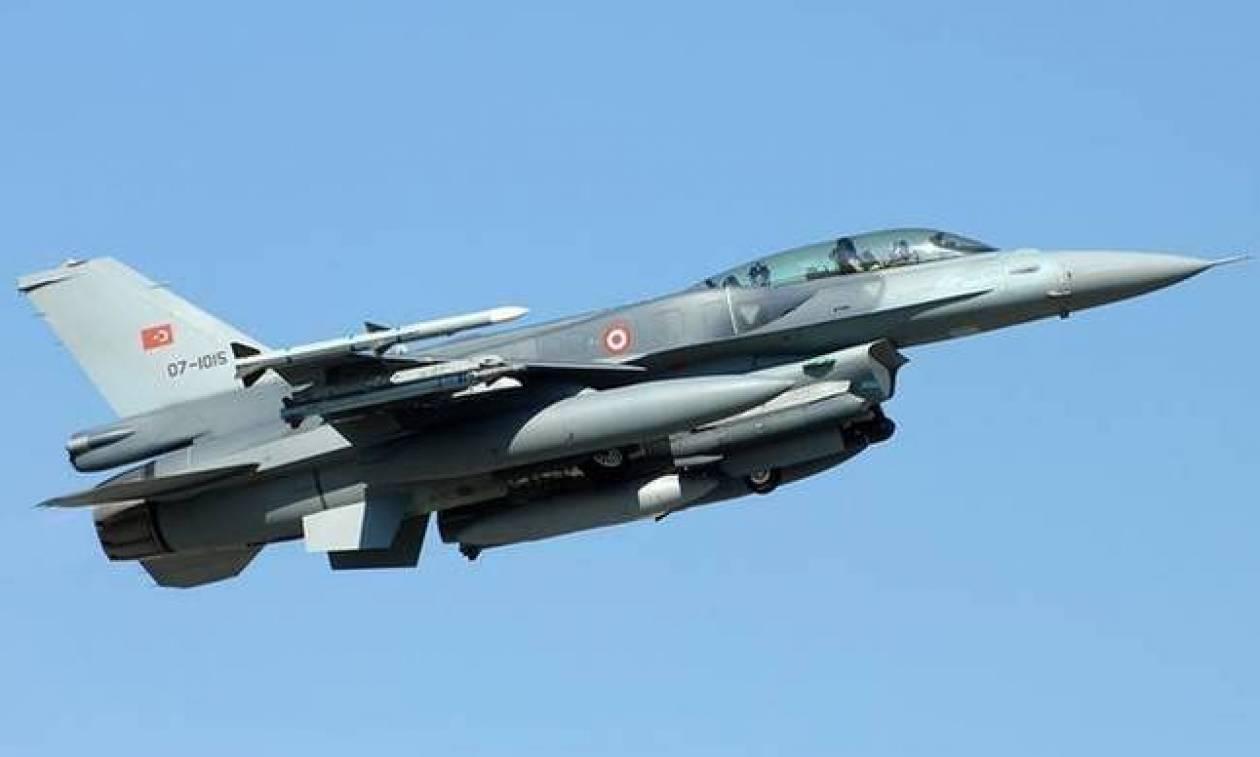 Νέες αερομαχίες πάνω από το Αιγαίο –Τουλάχιστον 40 παραβιάσεις από τουρκικά αεροσκάφη