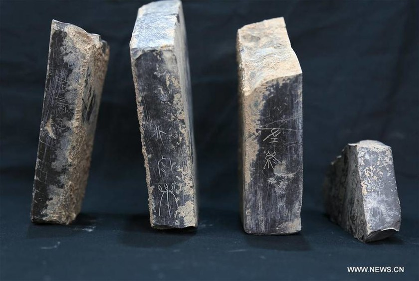 Απίστευτη ανακάλυψη στην Κίνα: Βρέθηκε αρχαίο ωδείο 2.200 ετών! (pics)