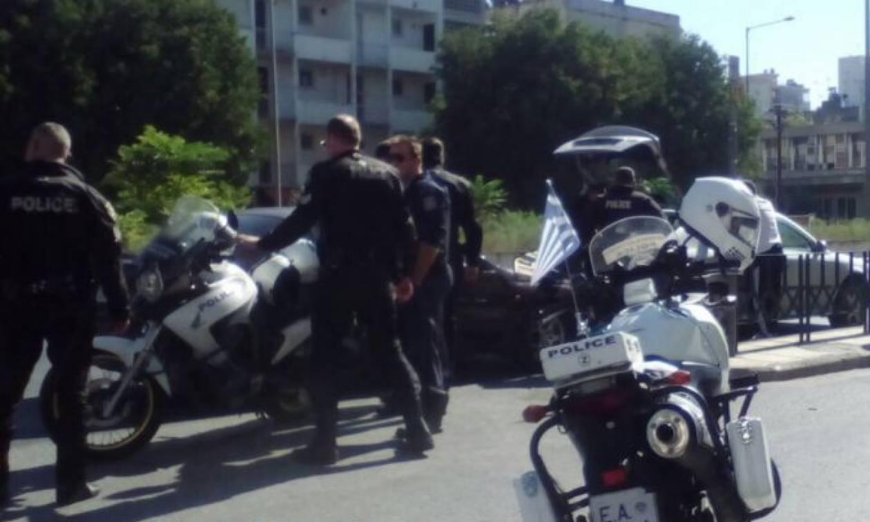 Θεσσαλονίκη: Κινηματογραφική καταδίωξη έξω από την πόλη