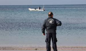 Χανιά: Τραγωδία στη θάλασσα με ηλικιωμένο άνδρα