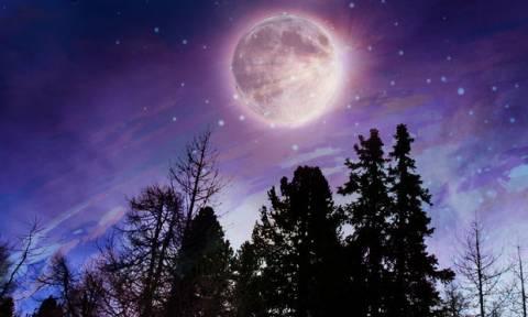 Μάθε πόσο σε επηρεάζει το «Μπλε Φεγγάρι» της 31ης Ιανουαρίου