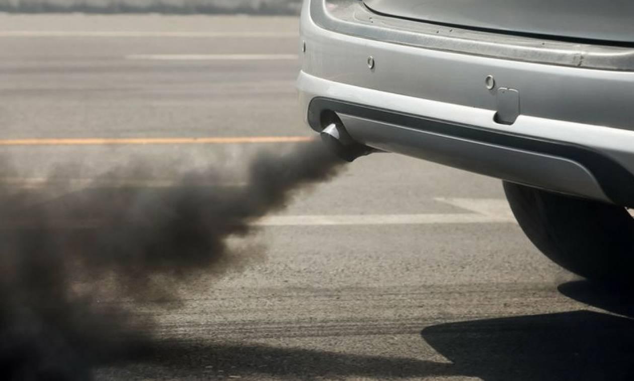 Image result for καυσαέρια αυτοκινήτων