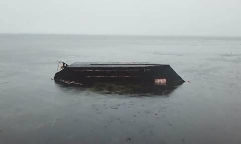 Μυστήριο: Πλοία-φαντάσματα με νεκρούς ανθρώπους ξεβράζονται διαρκώς στις ακτές της Ιαπωνίας (Vid)