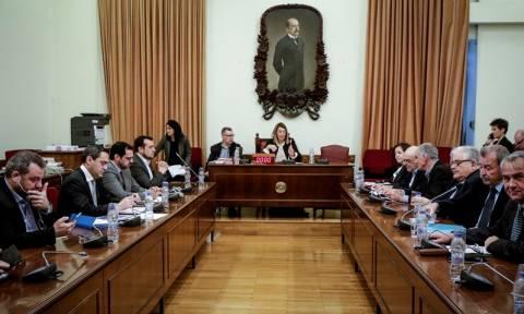 Βουλη: Χαμός στην Επιτροπή Θεσμών και Διαφάνειας για την υπόθεση Καμμένου-Σαουδικής Αραβίας