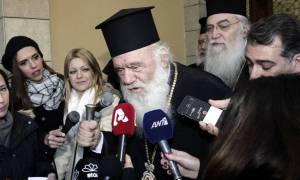 Αρχιεπίσκοπος Ιερώνυμος: Η Εκκλησία θα συμμετάσχει στο συλλαλητήριο της Αθήνας