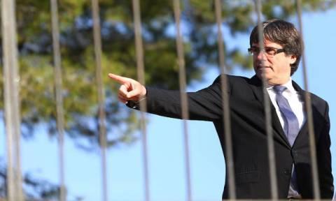 Πουτζντεμόν: Δεν υπάρχει κανένας άλλος υποψήφιος» για να ηγηθεί της Καταλονίας