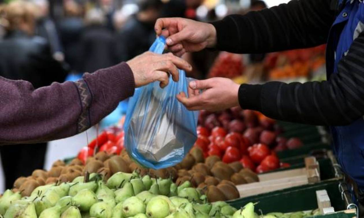 Θεσσαλονίκη: Με κουπόνια στις λαϊκές αγορές
