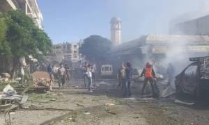 Συρία: Ένας νεκρός και δύο τραυματίες σε βομβιστική επίθεση εναντίον τουρκικής αυτοκινητοπομπής