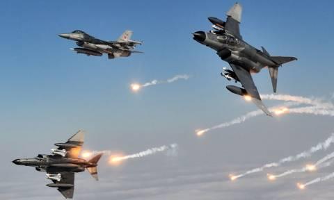 Αερομαχίες και παραβιάσεις ανήμερα της επετείου των Ιμίων