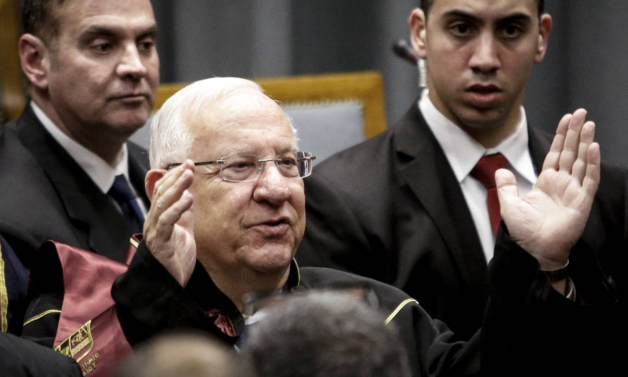 Ρίβλιν: Σταθερά στο πλευρό της Ελλάδας το Ισραήλ