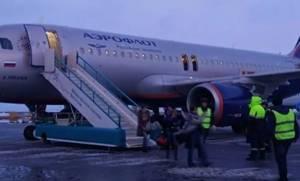 Πανικός σε αεροπλάνο: Φωτιά μέσα στην καμπίνα - Συγκλονιστικό βίντεο