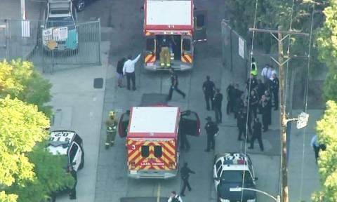 Συναγερμός στις ΗΠΑ: Πυροβολισμοί σε σχολείο στο Λος Άντζελες - Δύο τραυματίες (pics+vid)