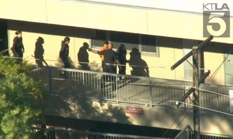 Σοκ στις ΗΠΑ: 12χρονη άνοιξε πυρ σε σχολείο – Τραυματίστηκαν μαθητές και καθηγητές (Pics+Vid)