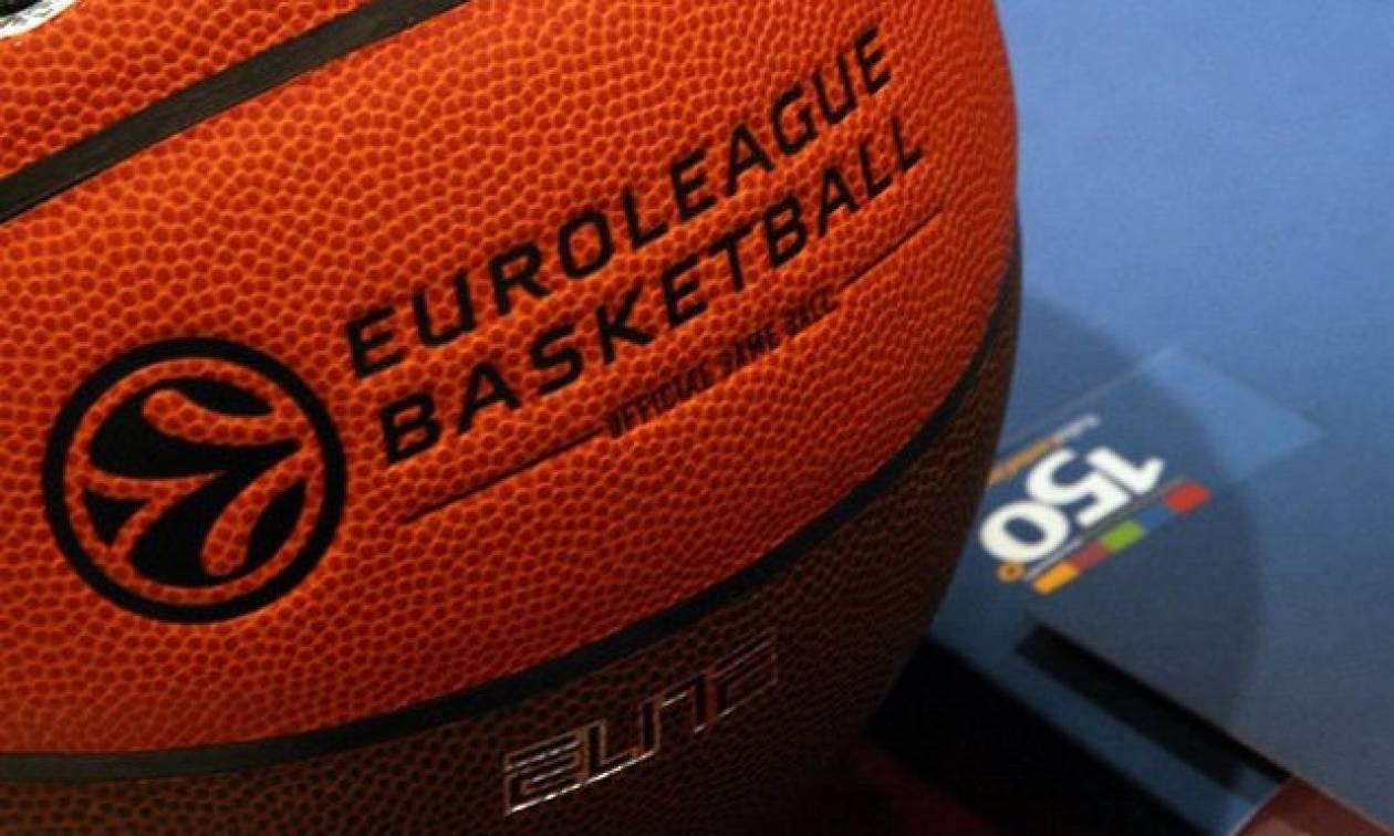 Euroleague: Τα φαβορί, τα αουτσάιντερ και οι αποδόσεις τους
