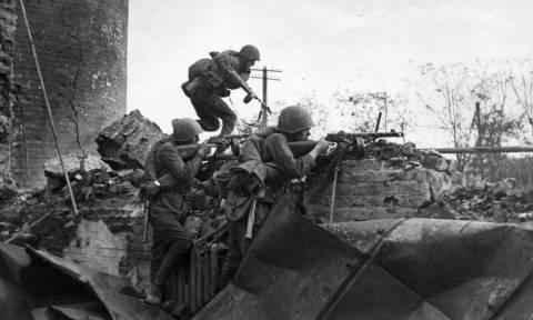 Η μάχη του Στάλινγκραντ: 75 χρόνια από την πολιορκία που έκρινε τον Β' Παγκόσμιο Πόλεμο (Pics+Vids)