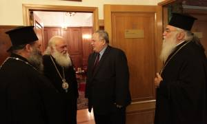 Απάντηση της Ιεράς Συνόδου στο Νίκο Κοτζιά για τις απειλές εναντίον του