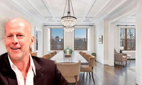 Ο Bruce Willis πούλησε το πολυτελέστατο σπίτι του. Δείτε φωτογραφίες από το εσωτερικό του