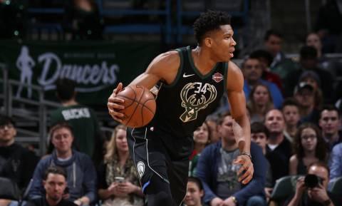 NBA: Ο Αντετοκούνμπο ξέρανε και πάλι με buzzer beater τους Νικς (pics+vid)