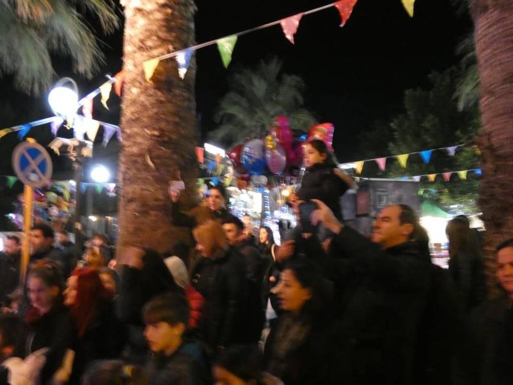 Κρήτη: Ξεκίνησε και επίσημα το Χανιώτικο καρναβάλι (pics)