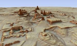Συγκλονιστικό: Αρχαιολόγοι ανακάλυψαν αρχαία πόλη των Μάγια κρυμμένη στη ζούγκλα