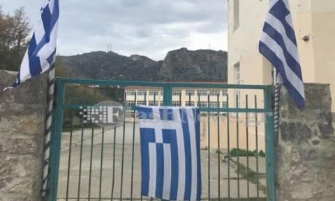 Ειδήσεις Κρήτη: Ένταση στην Παλαιόχωρα Χανίων με τα μαθήματα αλβανικής γλώσσας