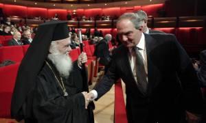 Συλλαλητήριο Αθήνα: Μυστική συνάντηση Καραμανλή - Ιερώνυμου για το Σκοπιανό
