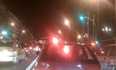 Κυκλοφοριακό χάος στο κέντρο της Αθήνας: Ποιοι δρόμοι είναι απροσπέλαστοι
