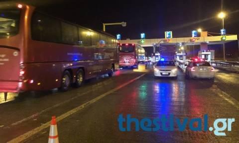 Συλλαλητήριο Αθήνα: Δεκάδες λεωφορεία αναχώρησαν από τη Θεσσαλονίκη (pics-vid)