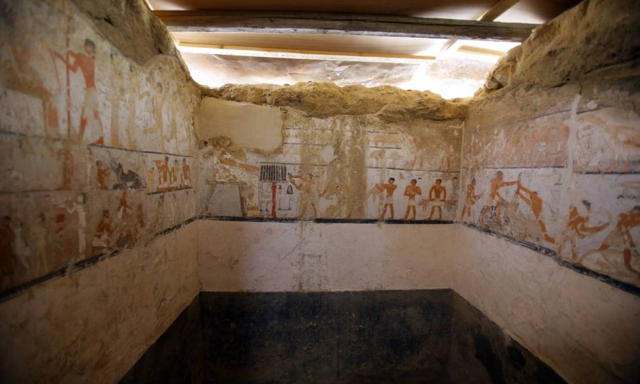 Συγκλονιστική αποκάλυψη: Ανακαλύφθηκε τάφος ιέρειας ηλικίας 4.400 ετών - Δείτε φωτογραφίες