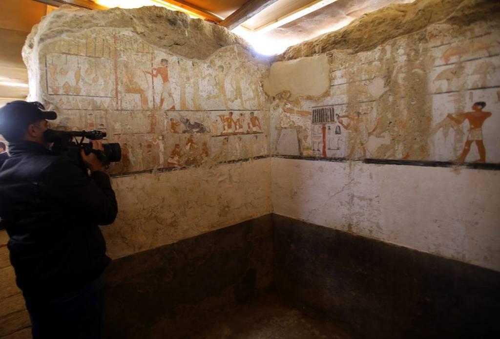 Συγκλονιστική αποκάλυψη: Ανακαλύφθηκε τάφος ιέρειας ηλικίας 4.400 ετών (Pics)