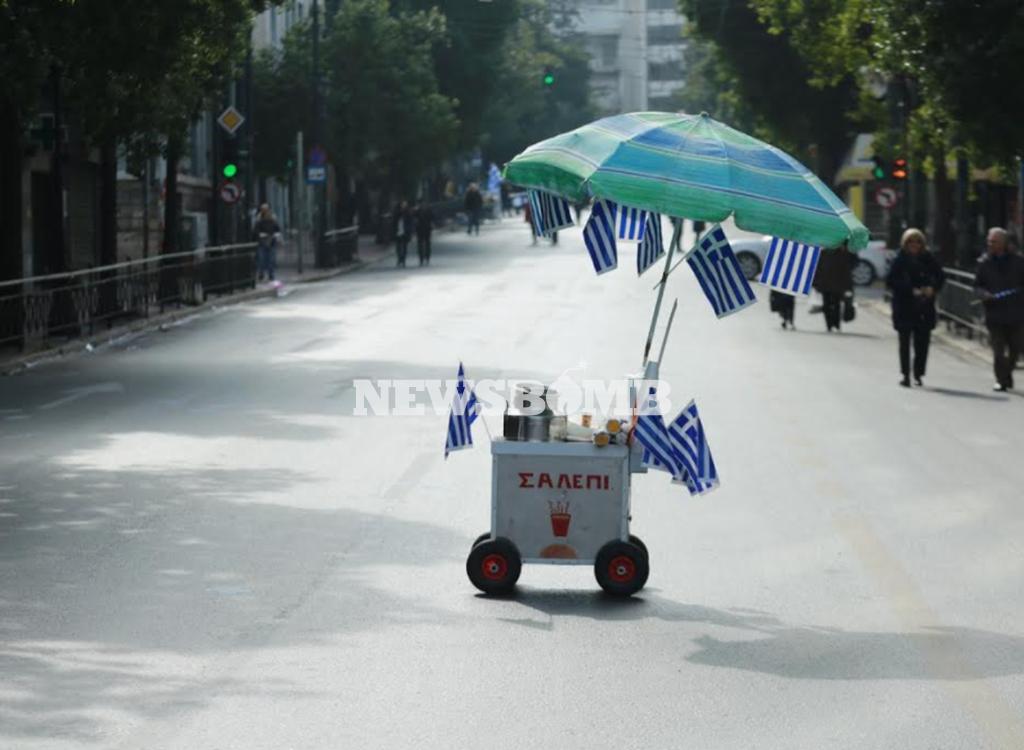 Συλλαλητήριο Αθήνα: Ξεκίνησε η προσέλευση για το μεγάλο συλλαλητήριο για τη Μακεδονία (pics)