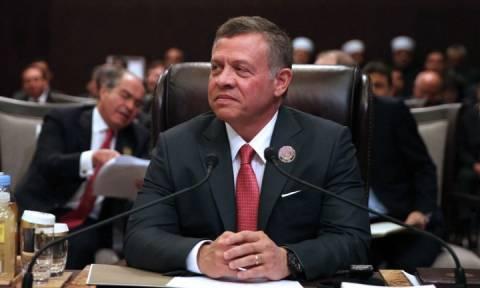 Βασιλιάς Ιορδανίας: Δεν θα υπάρξει ειρήνη μεταξύ Ισραηλινών και Παλαιστινίων χωρίς τις ΗΠΑ