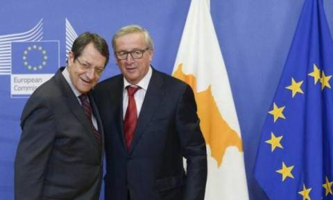 Εκλογές Κύπρος: Συγχαρητήριο μήνυμα Γιούνκερ σε Αναστασιάδη