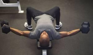 Δες τις 5 καλύτερες ασκήσεις για το στήθος!