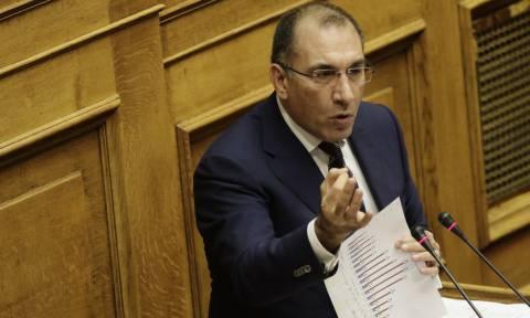 Δημήτρης Καμμένος: Χαφιές ο Παπαδημούλης - Ζαχαριάδης: Εμείς σε κάναμε αντιπρόεδρο της Βουλής