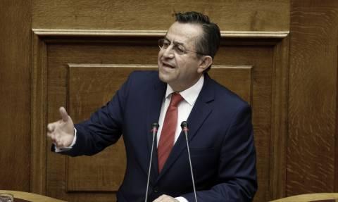 Συλλαλητήριο Αθήνα - Νικολόπουλος: Συμφωνώ με τον Μίκη για τη διενέργεια δημοψηφίσματος