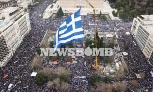 Σκόπια σε Τσίπρα: Μην σας επηρεάσει το συλλαλητήριο – Ώρα για δύσκολες αποφάσεις